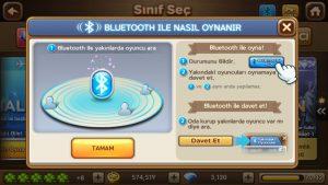 Paramanya Bluetooth İle Oynama